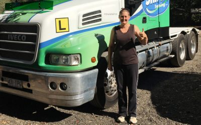 Getting my bus licence – I passed!